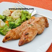سس برای طعم دار کردن گوشت یا مرغ یا ماهی+طرز تهیه