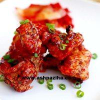 دستور پخت جوجه سرخ شده کره ای