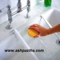 آموزش ۳۷ روش برای تمیز کردن آشپزخانه (سری دوم)