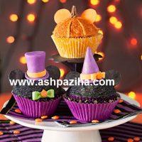 تزیین کاپ کیک مخصوص تم تولد میکی موس (سری سوم)