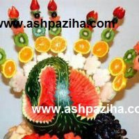 چند پیشنهاد ویژه برای تزیین میوه شب یلدا (چهاردهم)