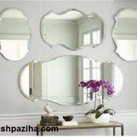 نحوه تمیز کردن آینه ها در خانه تکانی نوروز ۹۵