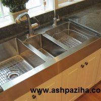 برق انداختن سینک ظرفشویی (نوروز ۹۵)