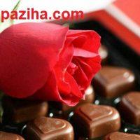 طرز تهیه شکلات ولنتاین ویژه روز عشق ۲۰۱۶ (تصویری)