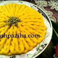 حلوا کاسه شیرازی مناسب شب های احیا