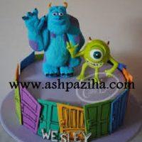 آموزش ساخت عروسک برای تزیین کیک تولد