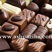 طرز تهیه انواع شکلات کاکائویی مجلسی ویژه نوروز ۱۳۹۶
