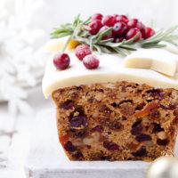 طرز تهیه ی کیک مخصوص کریسمس