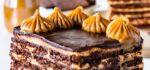 طرز تهیه ی کیک تولد چوکوتورتا
