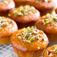 طرز تهیه ی کیک یزدی سنتی