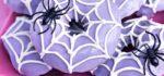 طرز تهیه دونات تارعنکبوتی مخصوص هالووین