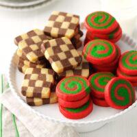 طرز تهیه کوکی های طرح دار برای کریسمس ۲۰۲۱