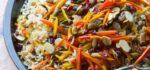 دستور پخت هویج پلو با گوشت
