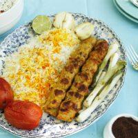 طرز تهیه کباب کوبیده مرغ خانگی