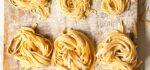 طرز تهیه خمیر پاستا خانگی