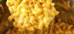 دستور پخت ماکارونی پنیر خامه ای