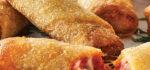 دستور پخت پیتزا تورتیلا رول شده