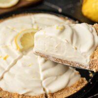 طرز تهیه پای لیمو خامه ای خوشمزه